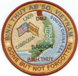 Binh Thuy Air Base Patch