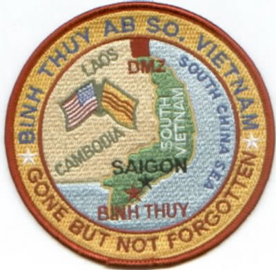 Binh Thuy Air Base Patch - Fold3.com