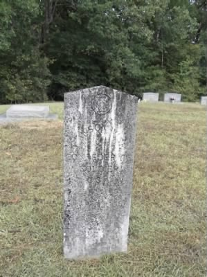 Lawson Wise CSN Headstone