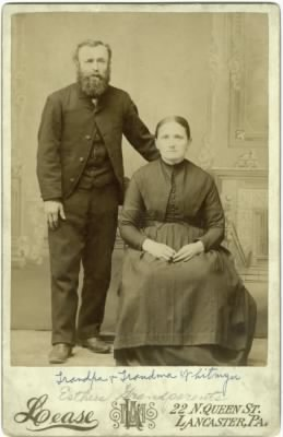John Tempelton Whitmyer and wife, Elizabeth Dussinger Whitcraft - Fold3.com