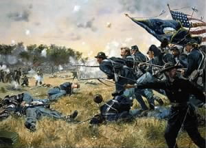 First Minnesota  Volunteer Infantry Regiment