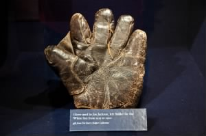 Joseph Jefferson Jackson's Glove