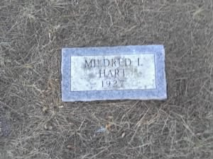 Mildred Ida Hart