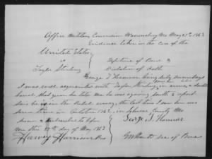 Taylor Stirling 1863 Affidavit re Oath Violation.jpg