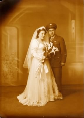 Isidore's Wedding Photo