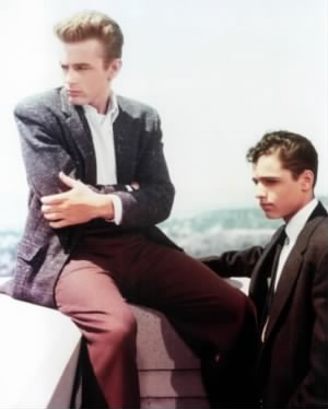 James Dean, Sal Mineo, Rebel Without A Cause