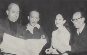Jimmy Van Heusen, Bing Crosby, Sammy Cahn