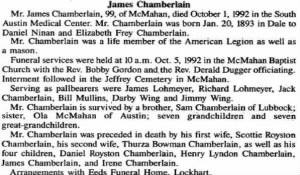 James Chamberlain 1992 Obit.JPG