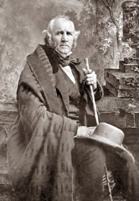 Sam Houston, 1861