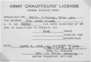 Army Chauffeurs' License - Loren Sisson.jpeg