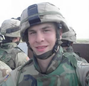 PFC Nathan P. Brown