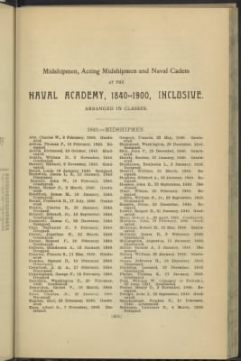 List of Officers of the Navy of the United States and of the Marine Corps from 1775 to 1900 › Page 615 - Fold3.com