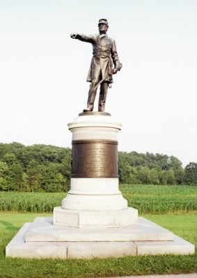 James Wadsworth Memorial at Gettysburg