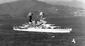 USS West Virginia