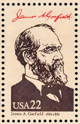 1986James A. Garfield.gif