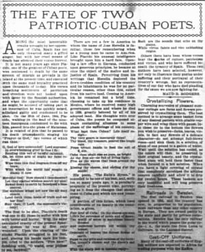 Maud B Rodgers 1898 Two Cuban Poets Article.jpg
