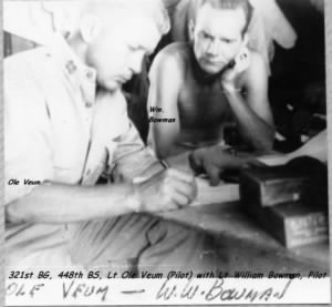 448 Ole Veum, William Bowman, Pilots in North Africa, 1943.jpg