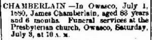 James Chamberlain 1880 Death Notice2.JPG