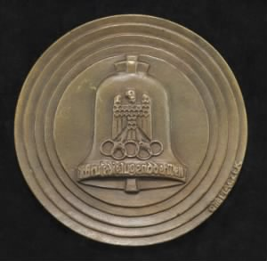 1936 Berlin Summer Olympics Participation Medal.jpeg