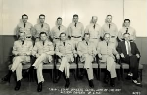 Staff Officer Class Jun 1st-3rd 1955.jpg