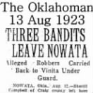 The Oklahoman, 13 Aug 1923