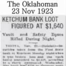 The Oklahoman, 23 Nov 1923