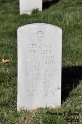 Lt. Col. Leland Phillips Molland Headstone.jpg