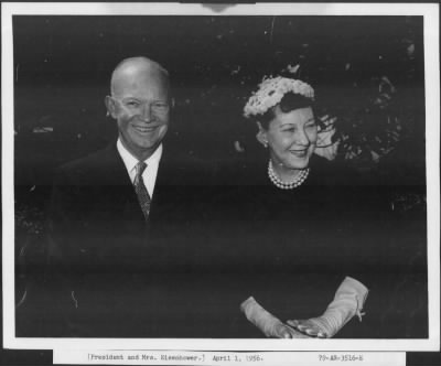 Pres. and Mrs. Eisenhower › Page 1 - Fold3.com