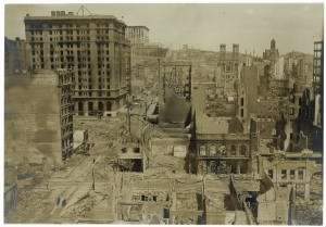 San Francisco Earthquake 3