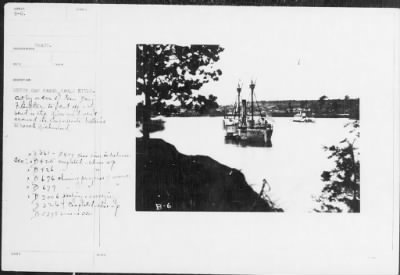 Mathew B Brady Collection of Civil War Photographs › B-6 Dutch [Illegible] Canal James River. - Fold3.com