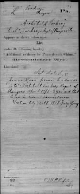 Colonel Archibald Lochry's of Lochry's Regiment of Rangers PA (Card 3 of 3) Revolutionary War Microfilm roll 0837 National Archi.jpg