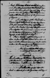 1 - Treaty between the Governors of New York, Virginia, and Pennsylvania and The Five Nations, August 14, 1722. › Page 4 - Fold3.com