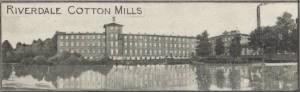 RIVERDALE MILL
